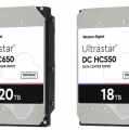 Western Digital prepares hard drives with brutal capacities of 18 and 20 TB by 2020