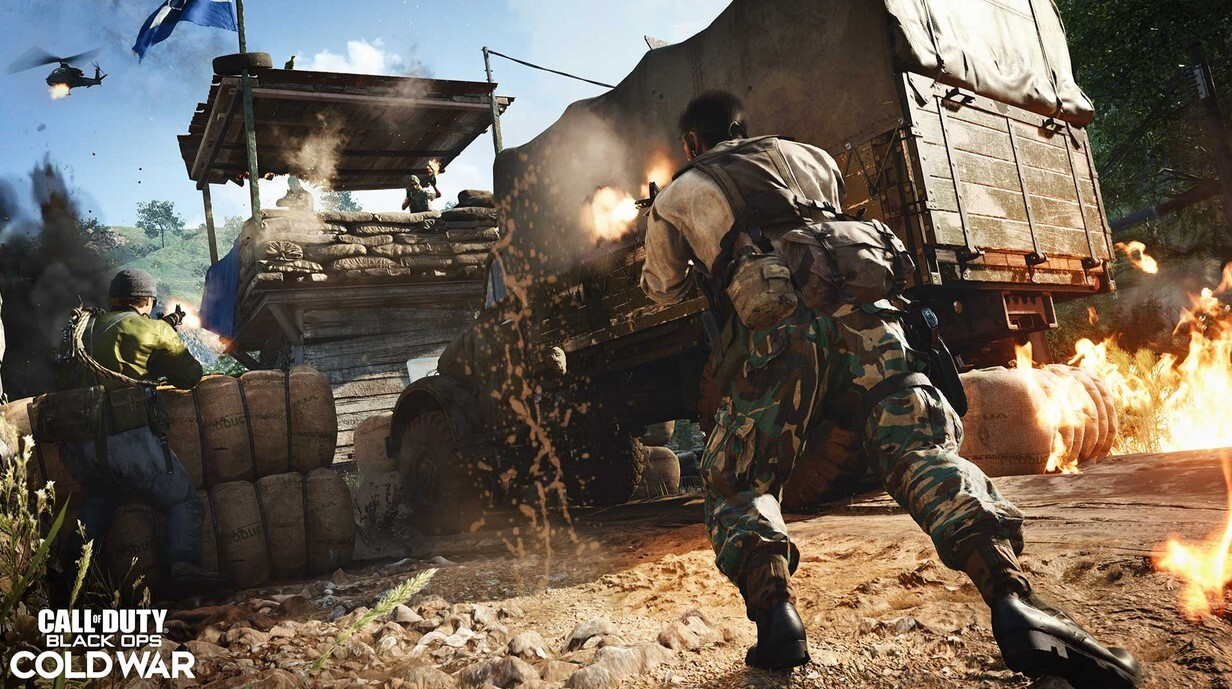 'Call of Duty: Black Ops Cold War' will need 135 GB of disk space on PS5 and Xbox Series S / X